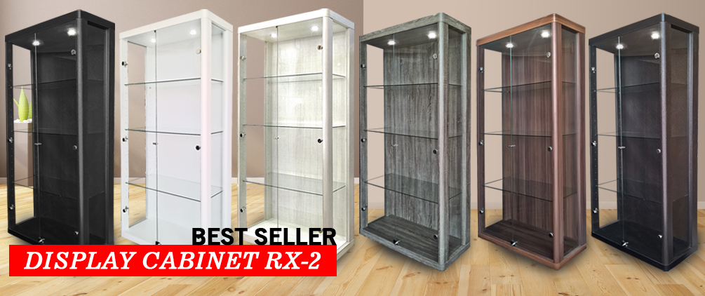 Best Seller Display Cabinet RX-2